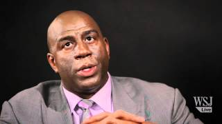 """Video Magic Johnson to Clyde Drexler: """"You Had a Chance to Say These Things to Me"""" MP3, 3GP, MP4, WEBM, AVI, FLV April 2018"""
