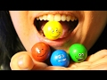 ASMR Chewing Gum & Soothing You in 4 languages Eng Swe Dan Ph ScorpioAnnYT