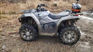 1. CFMOTO Cforce 500s ATV Review