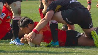 Sunwolves v Lions Rd.1 2016 | Super Rugby Video Highlights