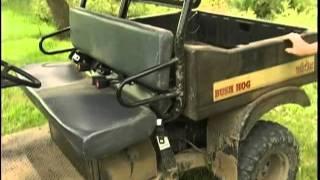 10. Bush Hog Trail Hand TH4400