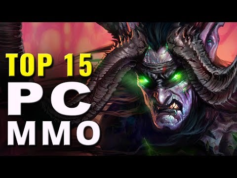 Top 15 Best PC MMO Games