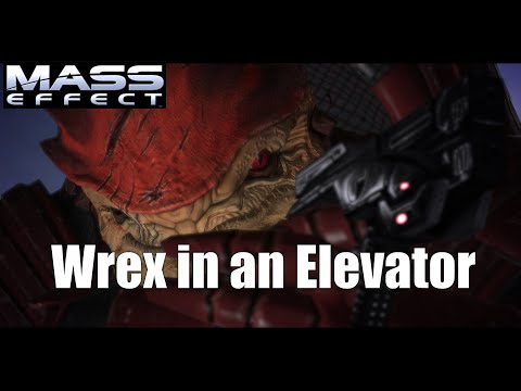 Wrex - Some of the various conversation Wrex has with the other party member in elevators around the Citadel. Wrex & Tali Wrex & Ashley Wrex & Kaiden Wrex & Liara W...