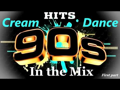 Cream Dance Hits of 90's – In the Mix – First Part (Mixed by Geo_b)