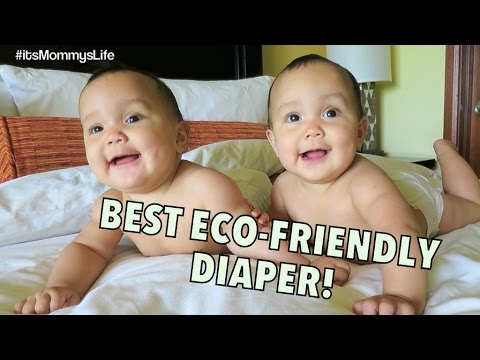 Best Eco-Friendly Diapers! – itsMommysLife