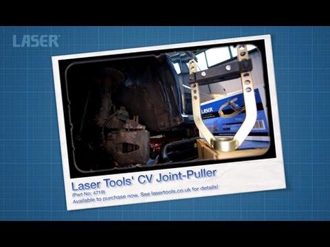 Laser CV Joint Puller
