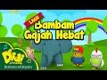 Lagu Kanak Kanak | Bambam Gajah Hebat | Didi & Friends