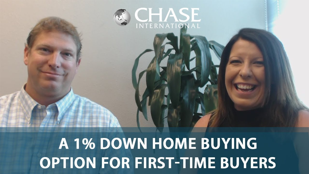 New Homebuyers in Reno Can Buy for Just 1% Down