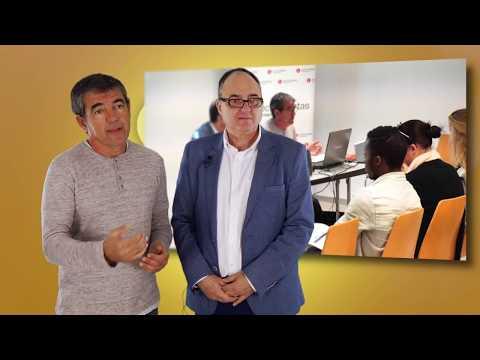 Antonio Pérez y Francisco Ropero, Colegio de Economistas, en #FocusPyme L'Alacantí[;;;][;;;]