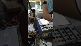 High Voltage Switch Mechanical Characteristic Tester CB Closing/Timing Dynamic Analyzer youtube video