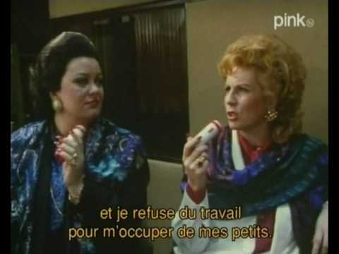 French and Saunders - DIVAS - I should be so lucky