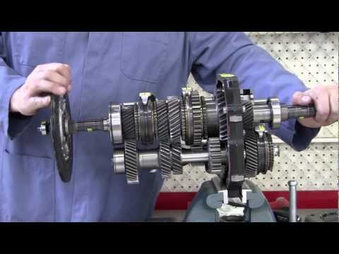 Manual Transmission - Weber State University (WSU) - Automotive Technology Department - Transmission Lab. This video demonstrates the operation of a typical manual transmission. T...