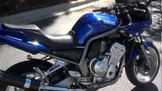 6. 2001 Yamaha FZ1