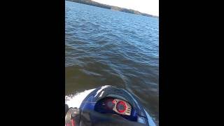 2. 2000 Yamaha GP 800 limited edition waverunner