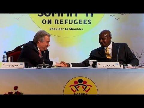 Δραματική έκκληση για τους πρόσφυγες από το Νότιο Σουδάν