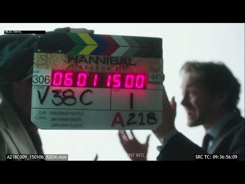 Hannibal - Season 3 - Gag Reel - Sneak Peek