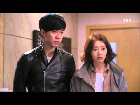140601 Lee Seunggi X Go Ahra - You're All Surrounded Drama Trailer [fanmade]