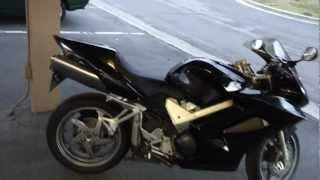 8. Honda vfr800 Interceptor