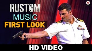 Rustom Song First Look of Akshay Kumar