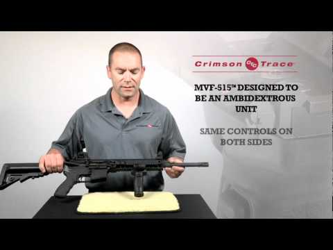 Crimson Trace - MVF-515 - Functions and Programming