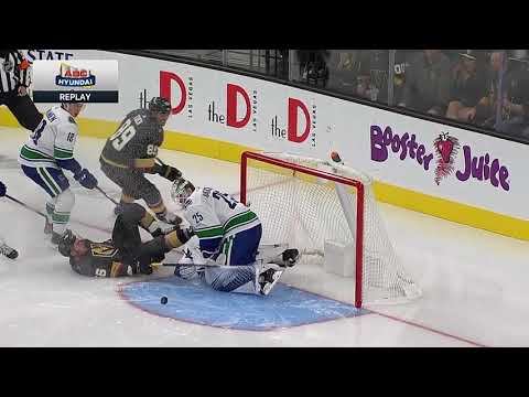 Video: Vancouver Canucks vs Vegas Golden Knights   NHL   OCT-24-2018   22:00 EST