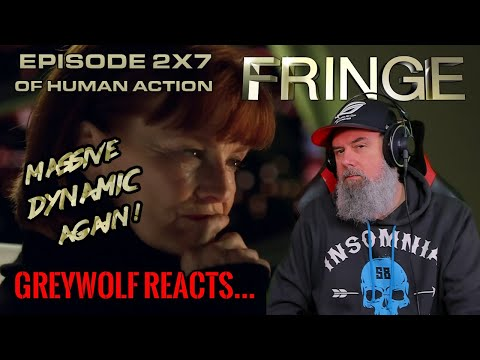 Fringe - Season 2 Episode 2x7 'Of Human Action' REACTION & REVIEW