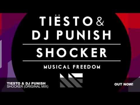Shocker (Original Mix) - Tiesto, DJ Punish