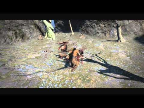 Class Skills: Warrior - Savage Lunge  de Dragon's Dogma