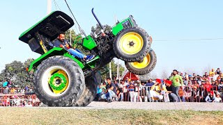 Sonalika vs Swaraj+John deere vs Sonalika +swaraj vs farmtrack tractor tochan