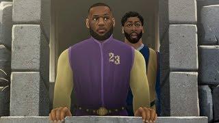The LeBron-AD Trade Deadline Madness 😲 | Game Of Zones S6E5