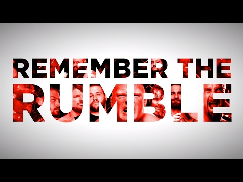 Remember the Rumble: WWE Royal Rumble airs live this Sunday