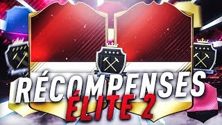 Video FUT 17   MES RECOMPENSES FUT CHAMPIONS ELITE 2 !! MP3, 3GP, MP4, WEBM, AVI, FLV Agustus 2017