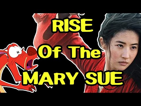 Mulan 2020 - Rise of the Mary Sue