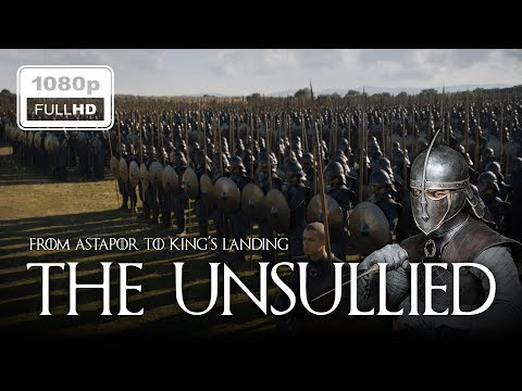 Game of Thrones | The Unsullied - From Astapor to King's Landing 1080p HD