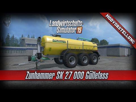 Zunhammer SK 27000 TR v2.0