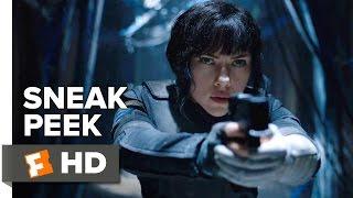 Ghost in the Shell Official Sneak Peek (2017) - Scarlett Johansson Movie by  Movieclips Trailers