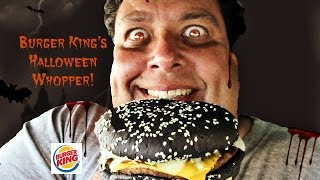"Video Burger King's A.1. Halloween  WHOPPER® ""Zombie"" REVIEW! MP3, 3GP, MP4, WEBM, AVI, FLV Maret 2018"