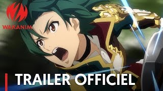 Record of Grancrest War - Bande annonce
