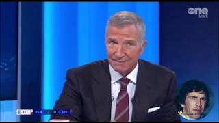 Download Video Graeme Souness Alisson Becker should've saved Pavkov's shot MP3 3GP MP4