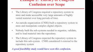 Software Engineering 2 - Live Lecture 3 On 2-16-2011