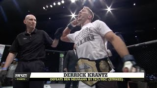 Nonton Derrick Krantz Pounds His Way To The Inaugural Welterweight Belt   Lfa 12 Highlights Film Subtitle Indonesia Streaming Movie Download