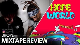 JHOPE - HOPE WORLD [ MIXTAPE REVIEW ] #wnaxreacts