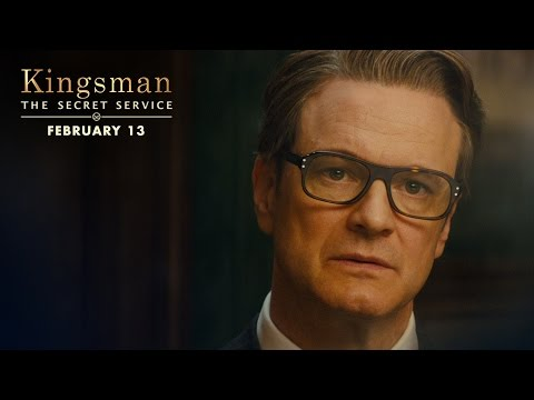 Kingsman: The Secret Service Super Bowl Spot 'Like a Spy'