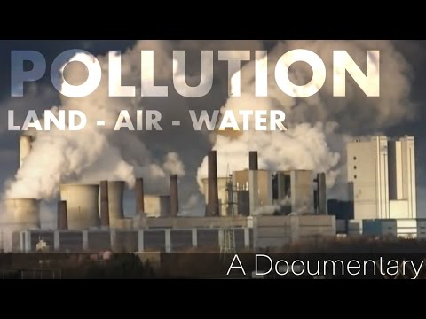 Pollution - This video concentrates on the effects of Air, Water, and Land pollution. Landfills are very detrimental to our land Ecosystems. Oil Spills affect our seas a...