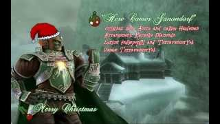 Here Comes Ganondorf (Here Comes Santa Claus Parody)