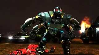 Real Steel YouTube video