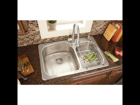how to buy a stainless steel kitchen sink