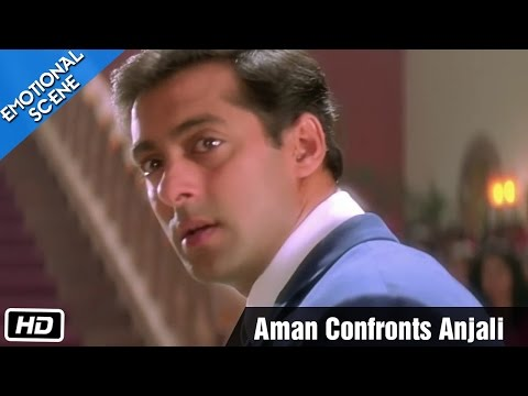 Video Aman Confronts Anjali - Emotional Scene - Kuch Kuch Hota Hai - Salman Khan, Kajol, Shahrukh Khan download in MP3, 3GP, MP4, WEBM, AVI, FLV January 2017