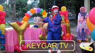 Lagu Selamat Ulang Tahun Anak Ceria Dengan Badut Pikachu Chipmunks Happy Birthday Song 2017