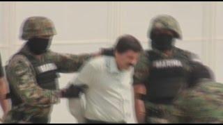 El Gobierno de México extradita al Chapo Guzmán a Estados Unido